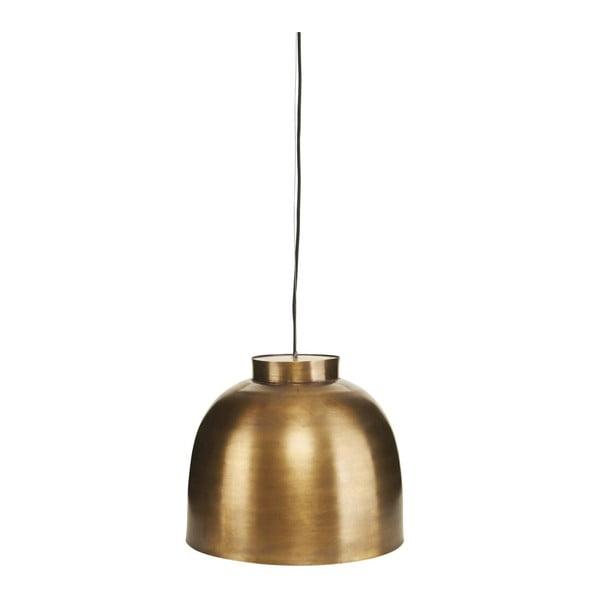Stropné svietidlo Bowl Gold