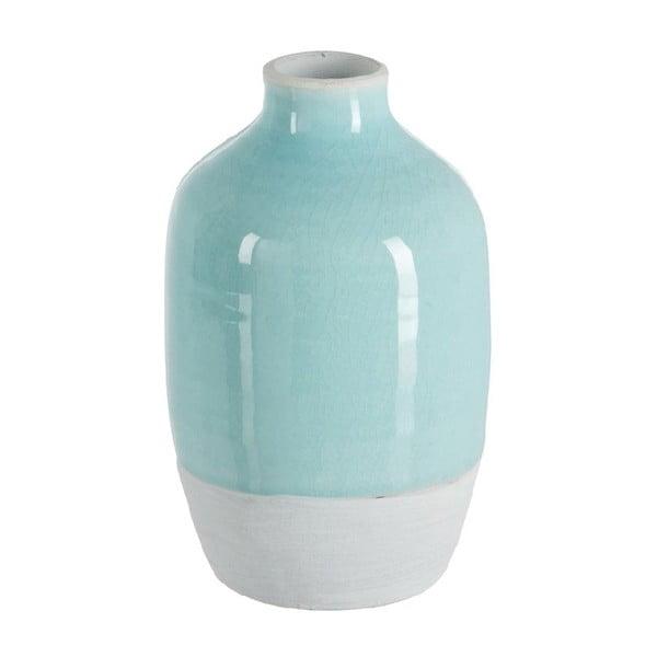 Keramická váza Azul Mat, 17 cm