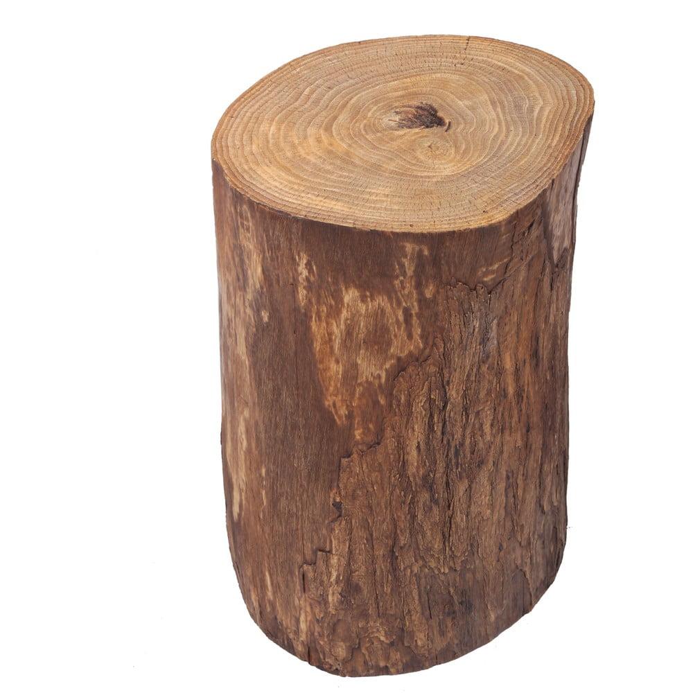 Záhradná stolička v dekore dreva Ezeis Ecotop