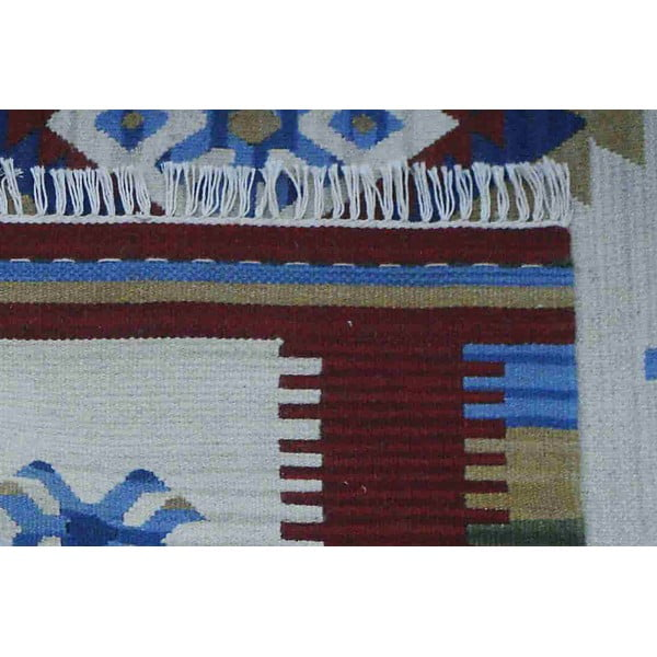 Ručne tkaný koberec Kilim Classic, 155x215 cm