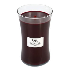 Sviečka s vôňou jazmínu a gardénie Woodwick, doba horenia 130 hodín