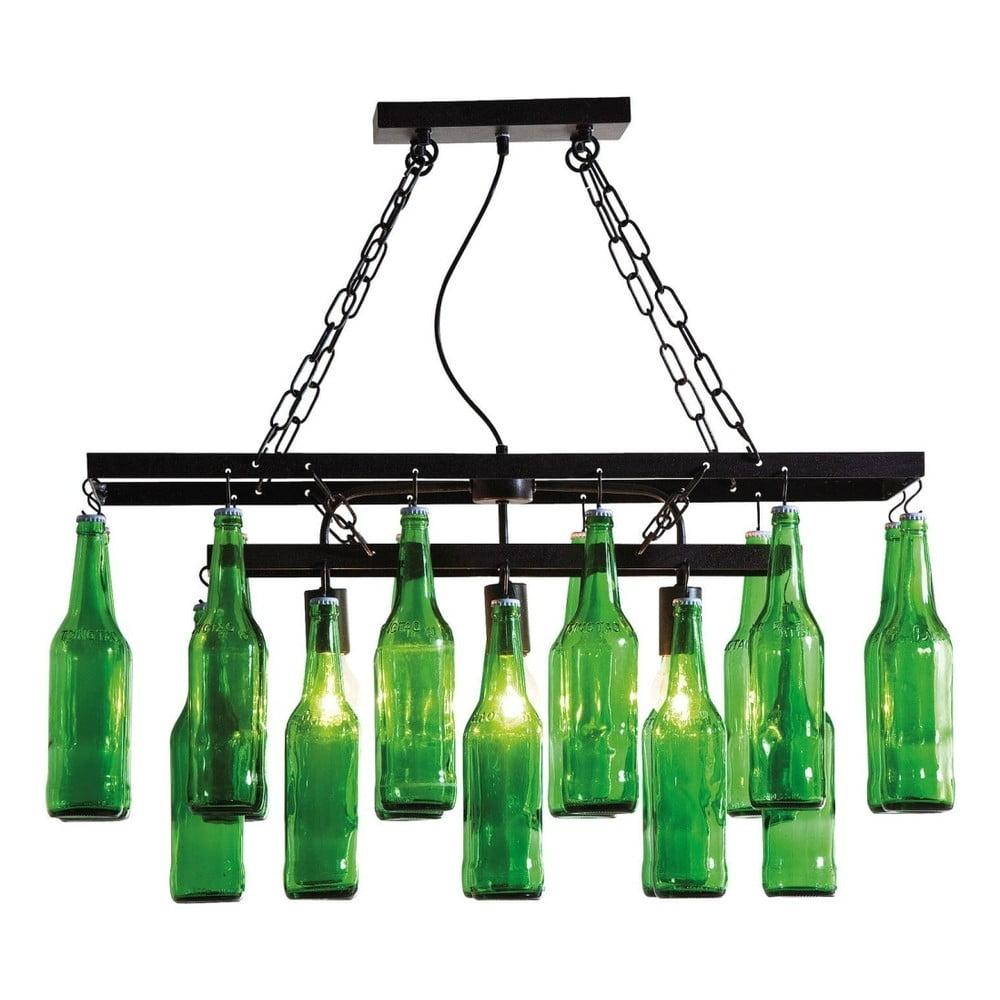 Stropné svietidlo Kare Design Bottles