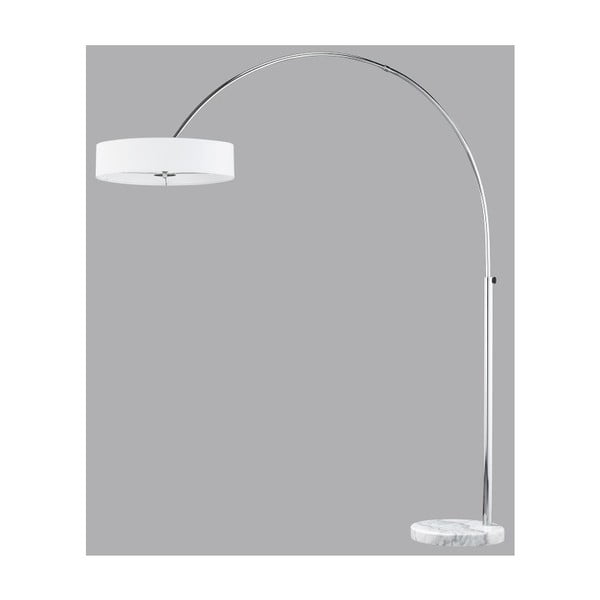 Stojacia lampa Trio Serie 205 cm, biela