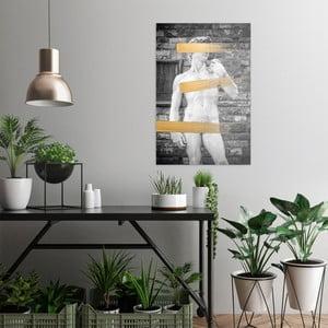 Obraz na plátne OrangeWallz David, 60 x 90 cm
