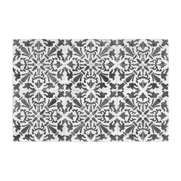 Vinylový koberec Carmen Gris, 65x100 cm