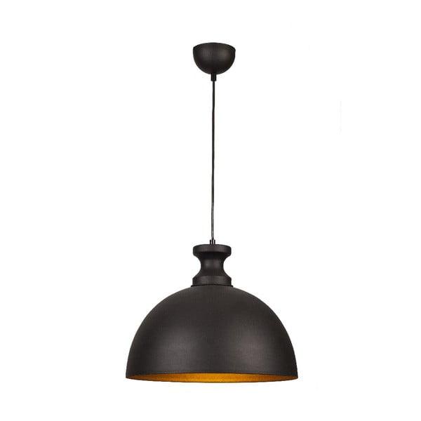 Stropné svetlo Simple Black/Orange