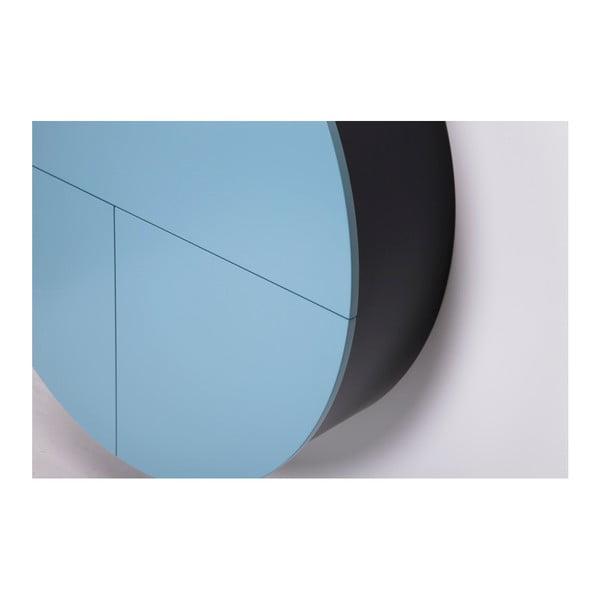 Modro-čierny multifunkčný nástenný stôlEMKOPill