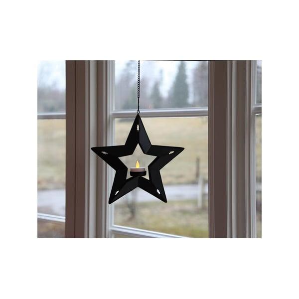 LED závesná hviezda Star
