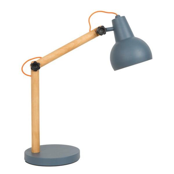 Sivá stolová lampa Zuiver Study