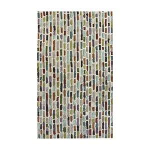 Ručne tuftovaný koberec nuLOOM Multi Stripes, 122 x 182 cm