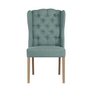 Mentolovozelená stolička Jalouse Maison Hailey