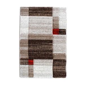 Hnedý koberec Tomasucci Chess, 140 x 190 cm