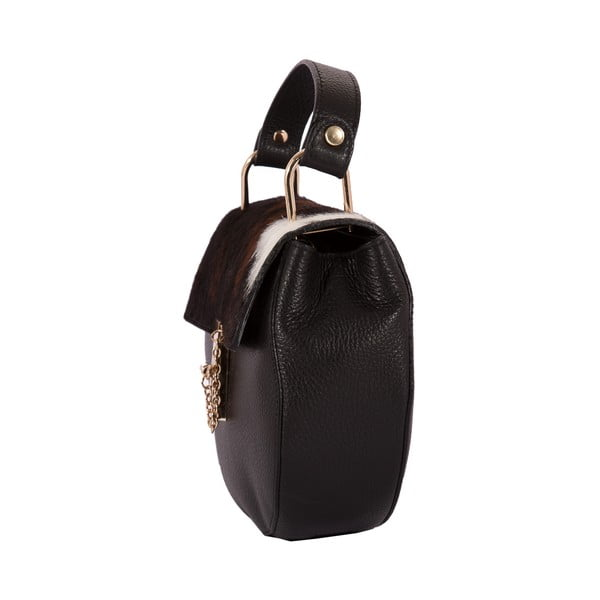 Kožená kabelka Andrea Cardone Spotted