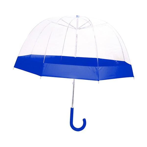 Detský dáždnik Ambiance Blue Transparent