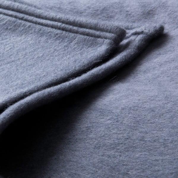 Vlnená prikrývka Argento 130x180 cm