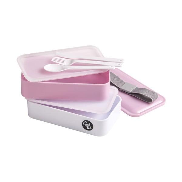 Desiatový box Premier Housewares Pink