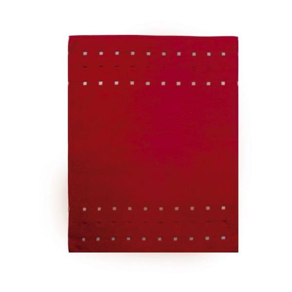 Predložka Quatro Bordeaux, 75x100 cm