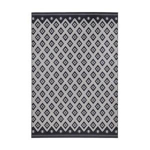 Sivo-čierny koberec Zala Living Draha, 200×290cm