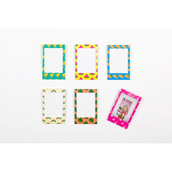 Magnetické rámčeky Mini Icons