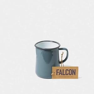 Sivý smaltovaný džbán Falcon Enamelware OnePint, 586 ml