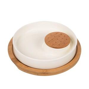 Miska na jednohubky Antipastier White