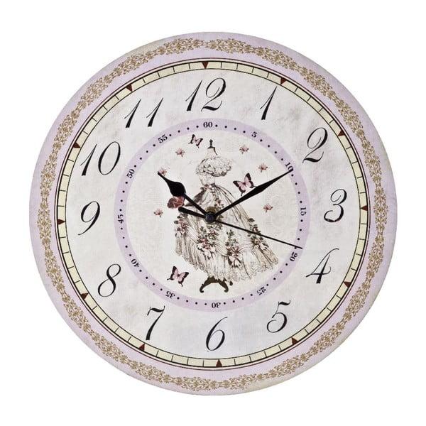 Nástenné hodiny La Dame