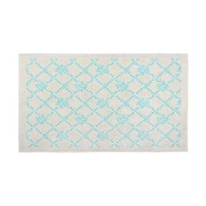 Koberec Nadra Turquoise Cream, 80x150 cm