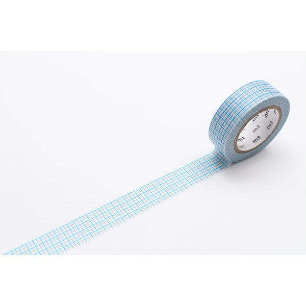 Washi páska Hougan Aqua Grey