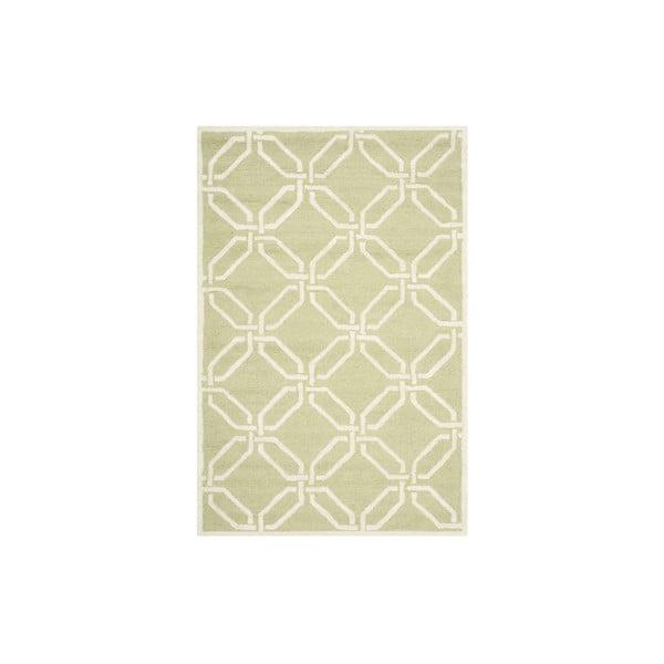Ručne vyšívaný koberec Safavieh Mollie, 121x182 cm