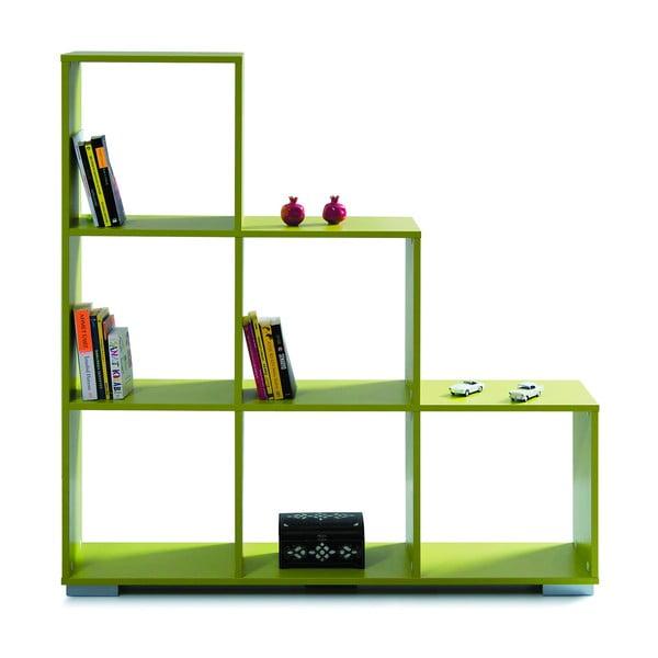 Knižnica Decolour, zelená