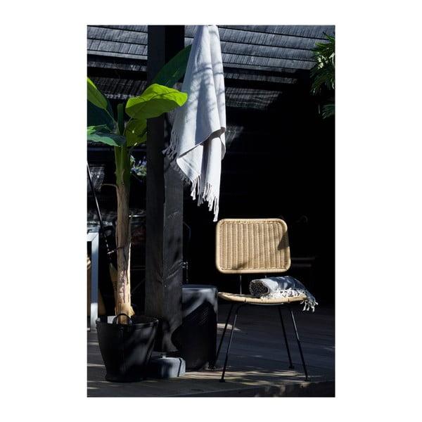 Sada 2 prírodných stoličiek De Eekhoorn Hilde