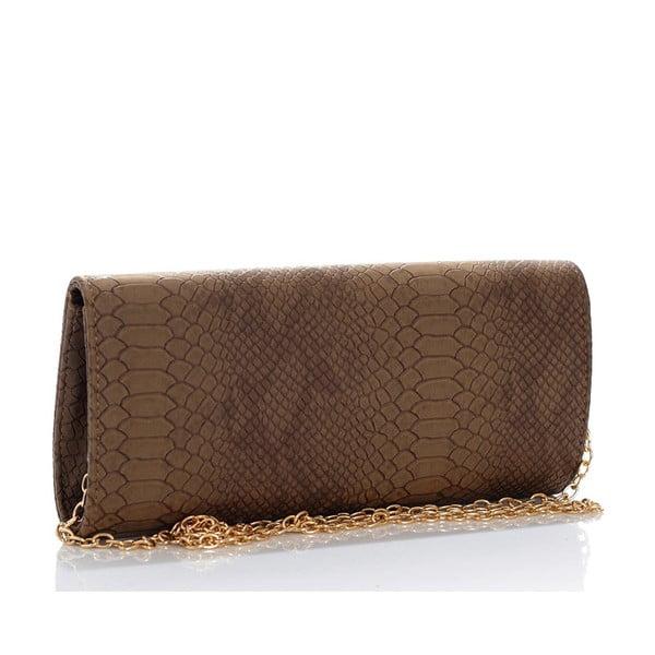 Listová kabelka Lida Cappucino