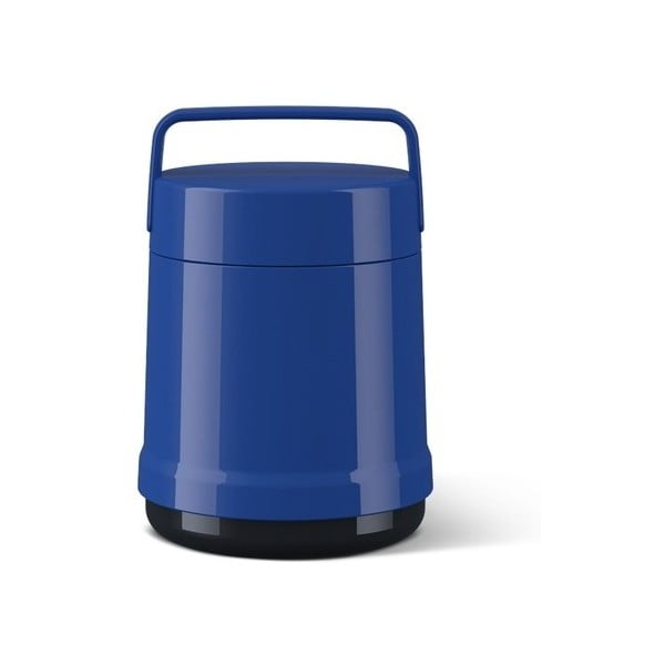 Termobox na jedlo Rocket Blue, 1 l