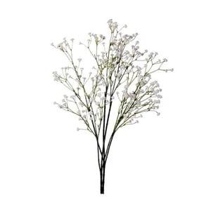 Umelá kvetina krémová Ego dekor Gypsophila, výška 60 cm