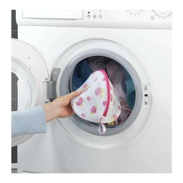 Sada 2 kvetovaných sieťok na pranie spodnej bielizne Wenko