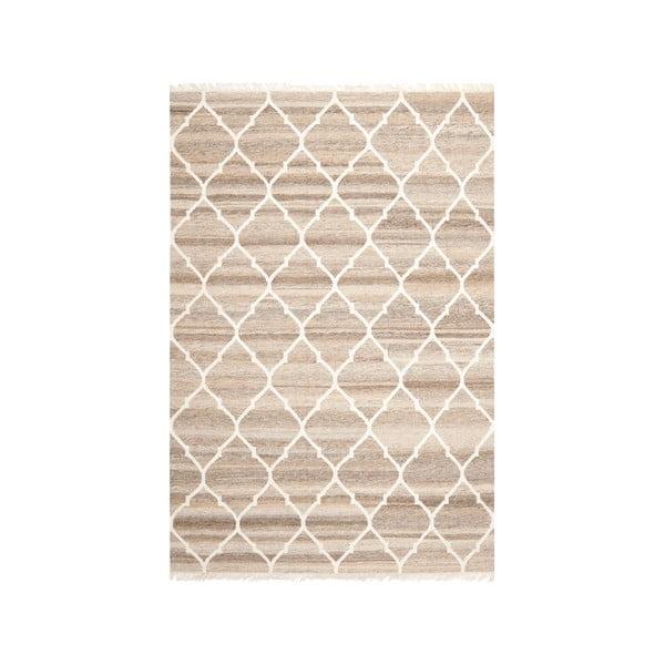 Vlnený koberec Kunal, 121x182 cm