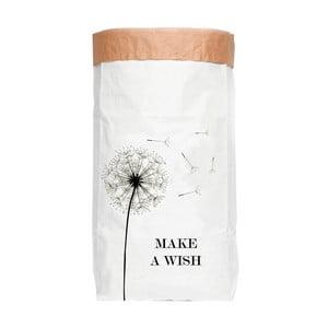 Úložné vrece z dekoratívneho papiera Surdic Make a Wish