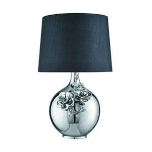Stolová lampa Flower Bulb, chróm