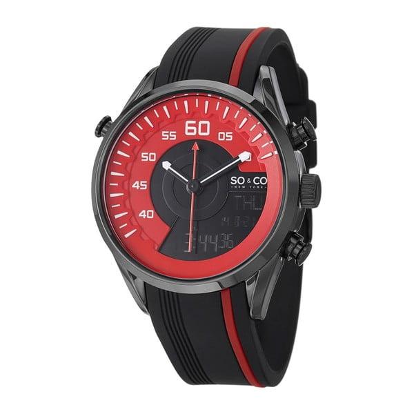 Pánske hodinky Monticello Sporty Red