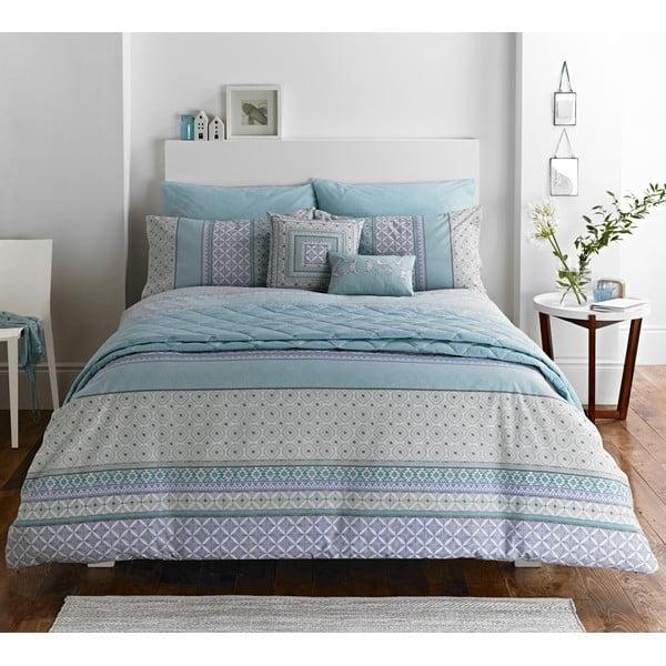 Obliečky Kalisha Stripe Blue, 135x200 cm
