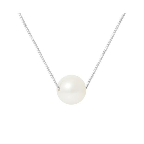 Náhrdelník s riečnymi perlami Dina
