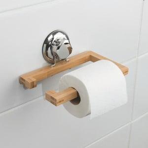 Bambusový držiak na toaletný papier Compactor
