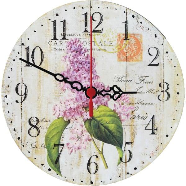 Nástenné hodiny Merret Freres, 30 cm
