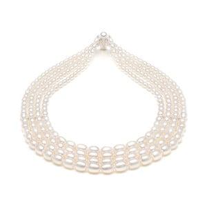 Perlový náhrdelník GemSeller Hisa
