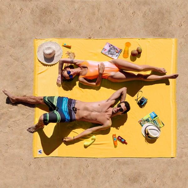 Plážový uterák Origama XL Banana