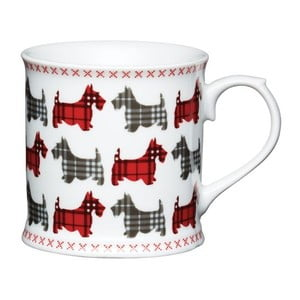 Porcelánový hrnček Scottie´s Friends, 400 ml