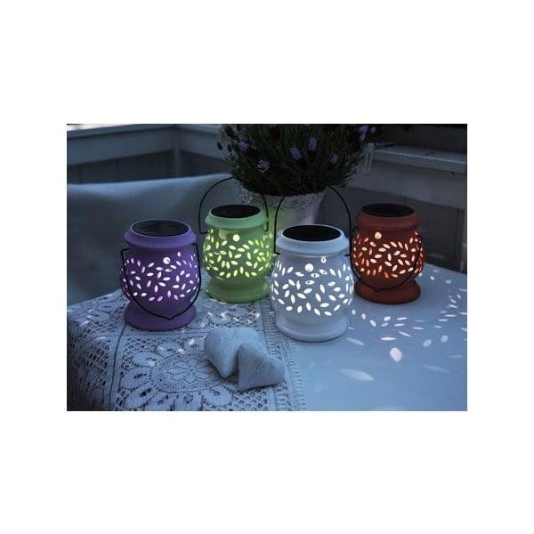 Vonkajší LED lampáš Clay Terracotta