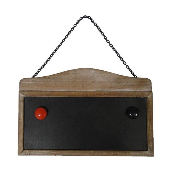 Nástenná tabuľa Antic Line Antic Wooden