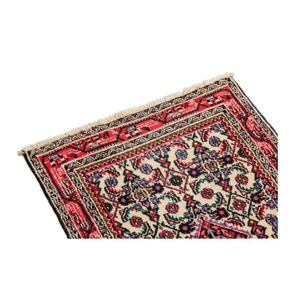 Ručne viazaný koberec Persian, 137x90 cm
