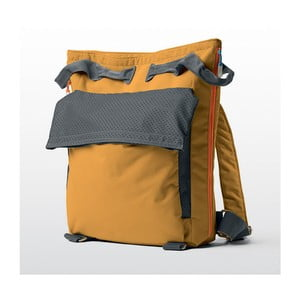 Žlta plážová taška / batoh Terra Nation Tane Kopu, 40 l
